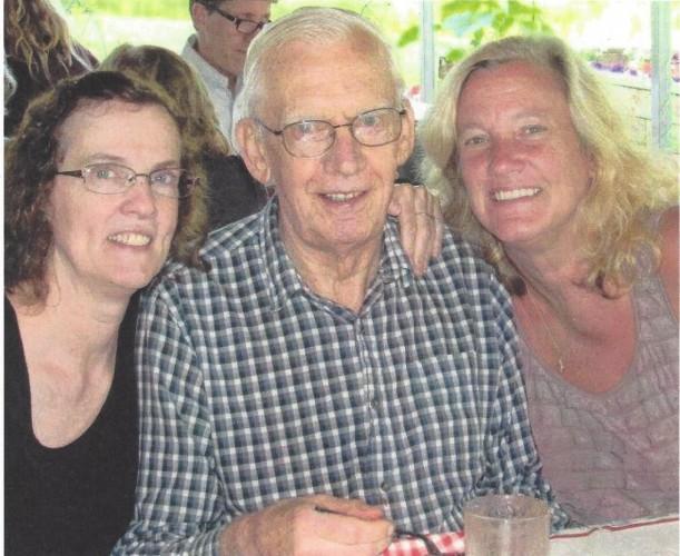 Lisa, Dad, Darcy